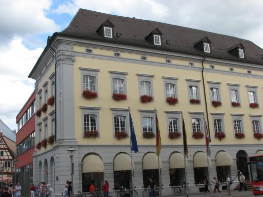 Urlaub, Offenburg, Architektur