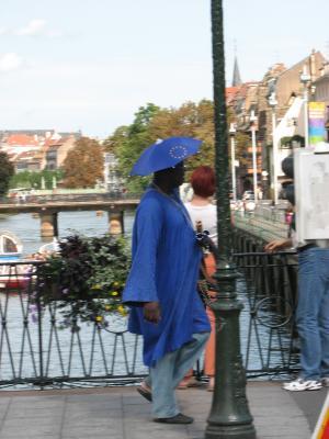 Frankreich, Strasbourg