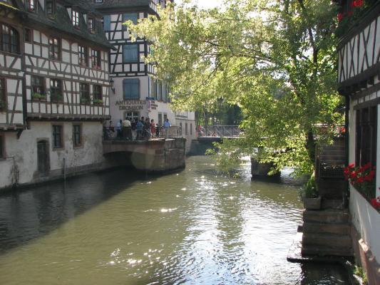 Strasbourg, Frankreich, Architektur