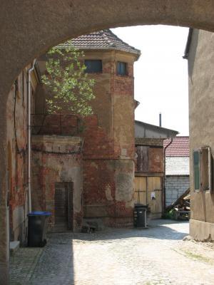 Architektur, Ausflug, Fahrrad, Torgau