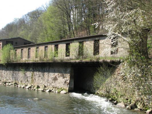 Freiberger Mulde, Wasser
