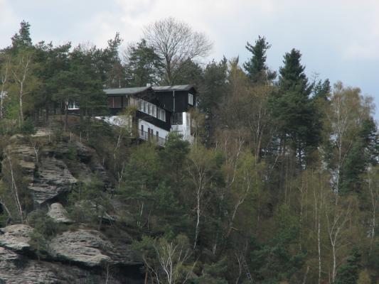 Ausflug, Elbsandsteingebirge, Fels, Gasthaus, Rauenstein, Sächsische Schweiz, Wandern