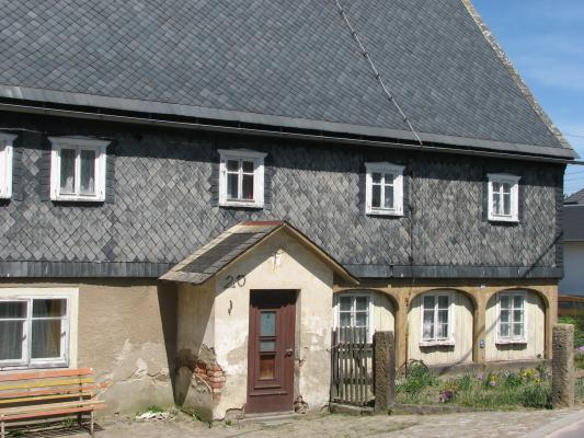 Architektur, Neukirch, Umgebinde