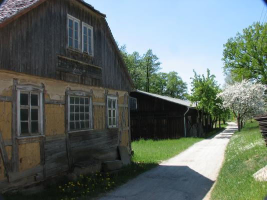Architektur, Mühle, Oberlausitz, Schmölln - Putzkau