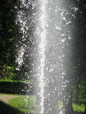 Barock, Barockpark, Großharthau, Oberlausitz, Wasser