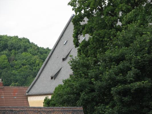 Architektur, Kloster Altzella, Komilitonenfreffen, Nossen