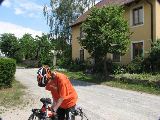 fahrradtour, Oberlausitz