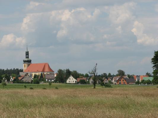 fahrradtour, Landschaft, Oberlausitz, Rabitz-Rosenthal