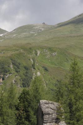 Alpen, Ankogelgruppe, Ansichtskarte, Hohe Tauern, Urlaub, verwendet in, Österreich