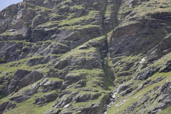 Alpen, Ansichtskarte, Hohe Tauern, Irschen, Kreuzeckgruppe, Urlaub, verwendet in, Österreich