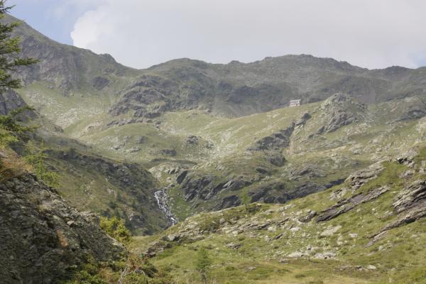 Alpen, Hohe Tauern, Irschen, Kreuzeckgruppe, Mokarbach, Urlaub, Österreich