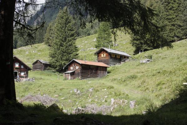 Alpen, Hohe Tauern, Schobergruppe, Urlaub, Wangenitztal, Österreich
