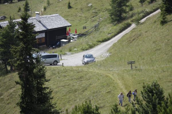 Alpen, Hohe Tauern, Urlaub, Winkler Alm, Österreich
