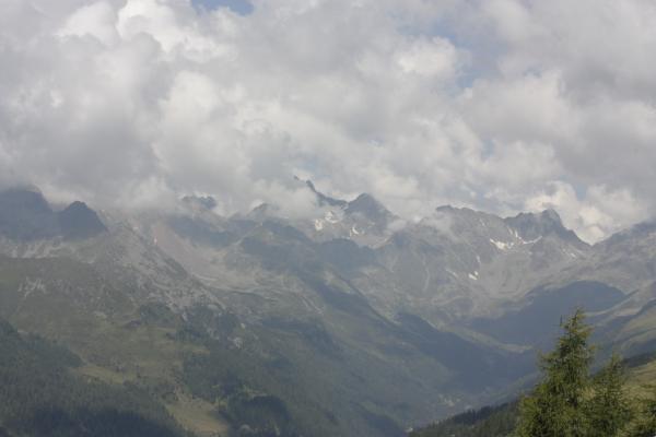 Alpen, Berge, Hohe Tauern, Landschaft, Panorama, Strasskopf, Urlaub, Österreich