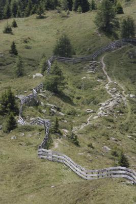 Alpen, Ansichtskarte, Hohe Tauern, Strasskopf, Urlaub, verwendet in, Österreich