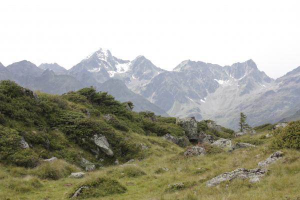 Alpen, Berge, Hohe Tauern, Landschaft, Panorama, Urlaub, Österreich
