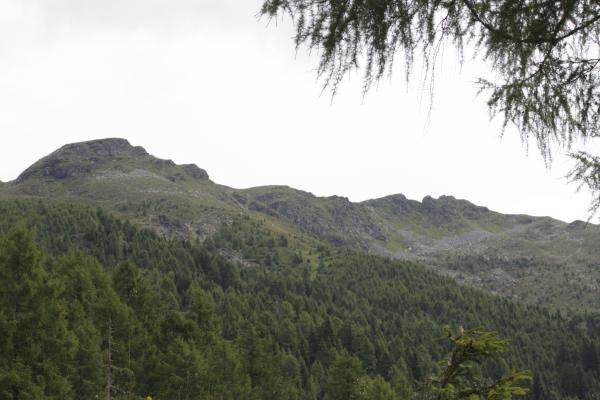 Alpen, Berge, Drautal, Ghs Bergheimat, Hohe Tauern, Irschen, Kreuzeckgruppe, Panorama, Urlaub, Österreich