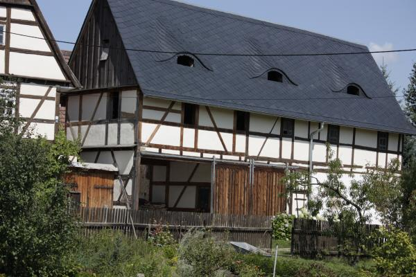 Architektur, fahrradtour, Rochlitz, Zwickauer Mulde