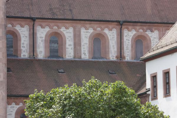 Architektur, Basilika, fahrradtour, Kirche, Wechselburg, Zwickauer Mulde