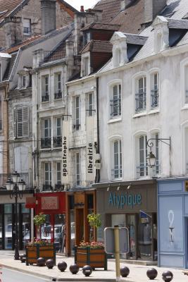Champagne, Chaumont, Frankreich