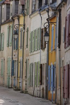 Architektur, Champagne, Chaumont, farbig, Frankreich, verwendet in|Kalender 2010