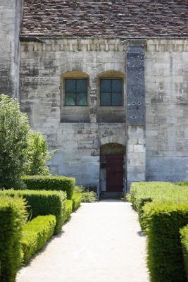 Burgund, Frankreich, Garten, Pflanzen, Tonnerre, Yvonne