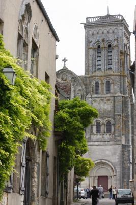 Basilika, Burgund, Frankreich, Gotik, Kirche, Romanik, Vezelay, Yvonne