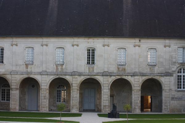 Abtei, Architektur, Auberive, Champagne, Frankreich