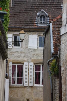 Champagne, Frankreich, Langres