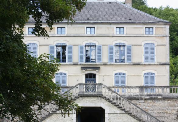Architektur, Burgund, Ferienwohnung, Frankreich, Frühstück, Grancey-le-Chateau Neuville, Zimmer