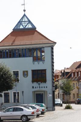 Fahrrad, Oberlausitz, Wittichenau