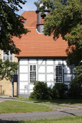 Fachwerk, Kirche, Niederlausitz, Schwarzheide