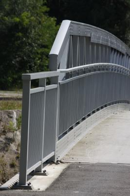 Brücke, Lauchhammer, Niederlausitz
