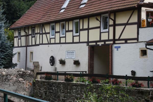 Fahrrad, Linkselbische Täler, Mühle, Sachsen, Sächsiches Elbland