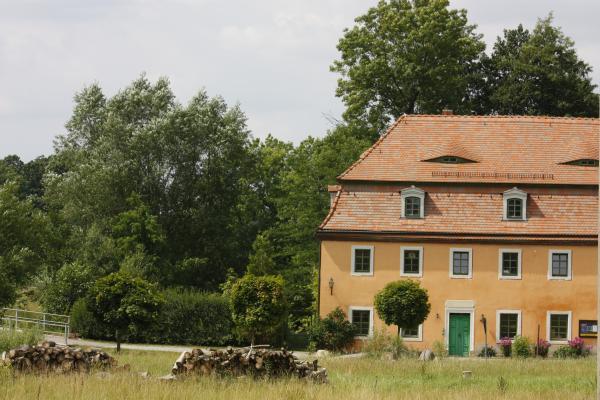 Architektur, Fahrrad, Linkselbische Täler, Sachsen, Sächsiches Elbland
