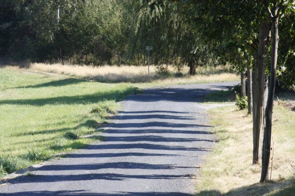 Fahrrad, Froschradweg, Oberlausitz