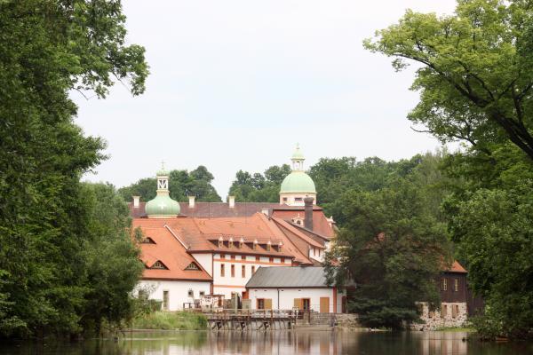 Kloster St. Marienthal, Komilitonenfreffen, Neiße, Oberlausitz