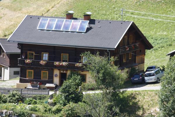 Alpen, Mitten und Umgebung, Mittener Alm, Mölltal, Österreich