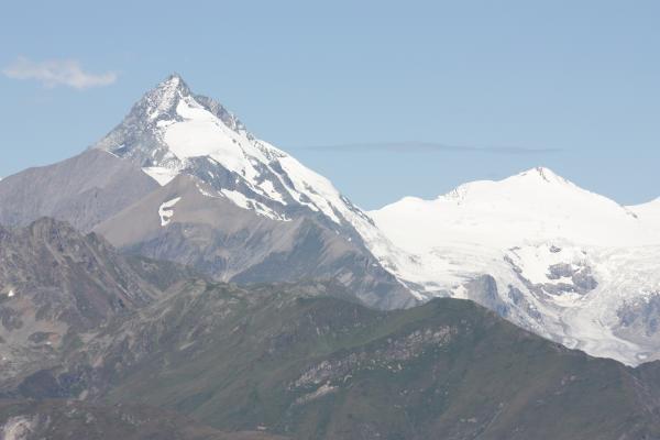 Alpen, Glocknergebiet, Großglockner, Wandern