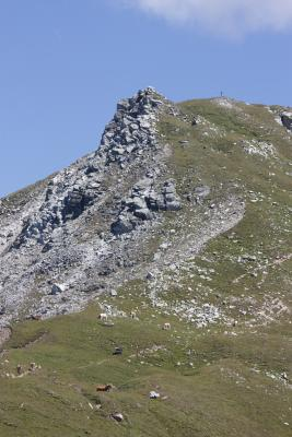 Alpen, Glocknergebiet, Mohar, Wandern