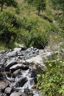 Alpen, Bach, Hochtristen, Kreuzeckgruppe, Wasser, Österreich