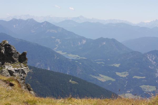 Alpen, Hochtristen, Kreuzeckgruppe, Österreich