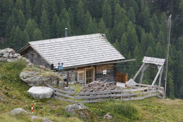 Alpen, Goldberggruppe, Hohe Tauern, Magernigspitz, Österreich