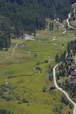 Alpen, Asten, Astner Moos, Goldberggruppe, Hohe Tauern, Magernigspitz, Österreich