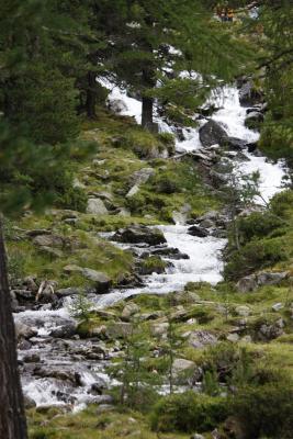 Bach, Gebirgsbach, Hochschoberhütte, Landschaft, Leibnitzalm, Leibnitzbach, Leibnitze, Schobergruppe, Wandern, Wasser