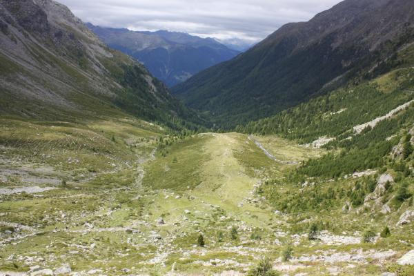 Hochschoberhütte, Landschaft, Leibnitzalm, Leibnitzbach, Leibnitze, Schobergruppe, Wandern