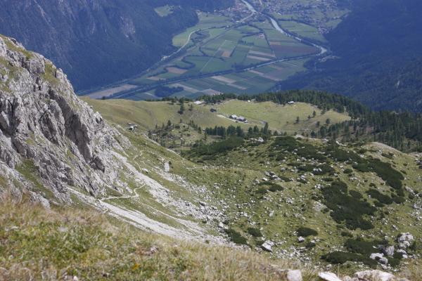 Alpen, Hochstadel, Kalser Hütte, Lienzer Dolomiten
