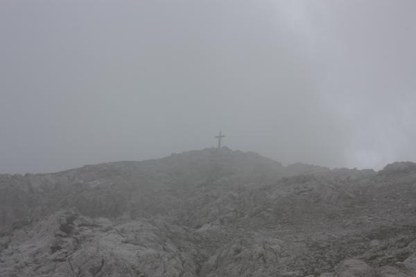 Alpen, Gipfel, Gipfelkreuz, Hochstadel, Lienzer Dolomiten