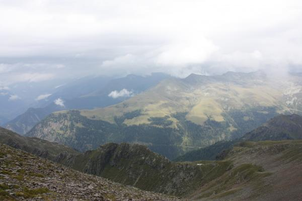 Alpen, Laitenkopf, Marterle, Mölltal, Zellinkopf, Österreich