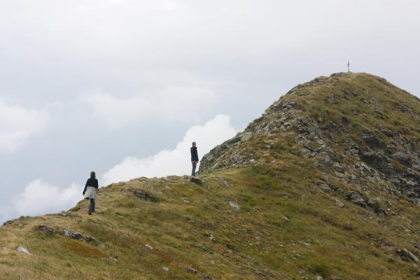Gipfel, Gipfelkreuz